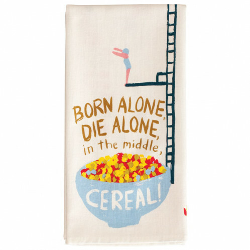 Dish Towel - Cereal!