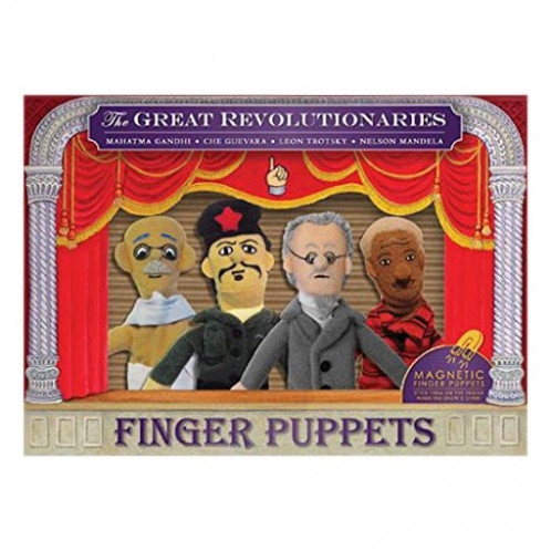 Puppet Set - The Great Revolutionaries
