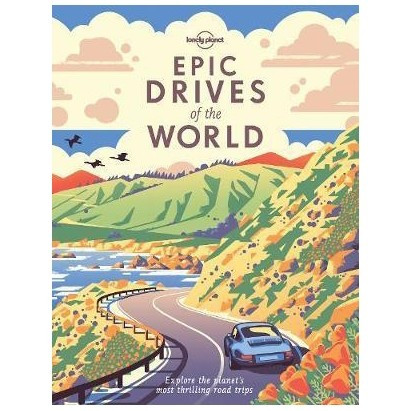 Book - Epic Drives of the World