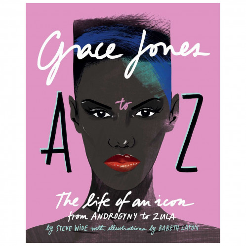 Book - Grace Jones A-Z