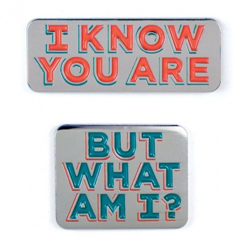 Pins - I Know You Are