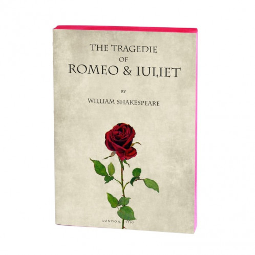 Notebook Libri Muti - Romeo & Juliet