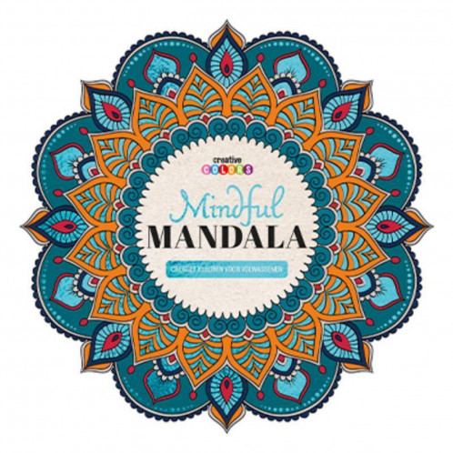 Coloring Book - Mindful Mandala  AboutNow.nl