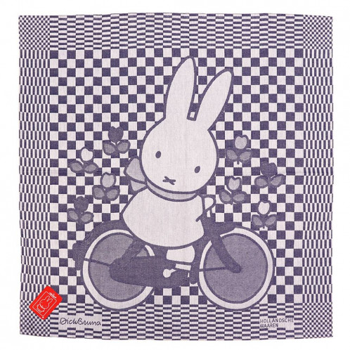 Mug - Nijntje/Miffy Bike Gold