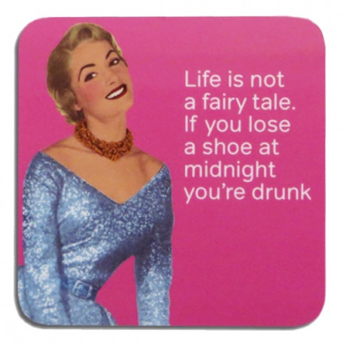 Coaster - Life is not a Fairytale