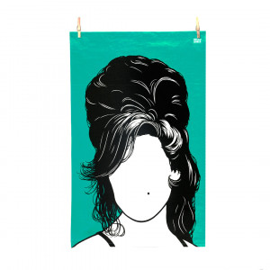 Tea Towel - Amy