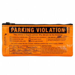 Pencil Case - Parking Violation