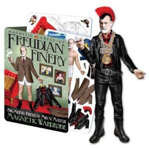 Magnetic Dress-Up - Freudian Finery