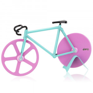 Pizza Cutter Fixie - Watermelon