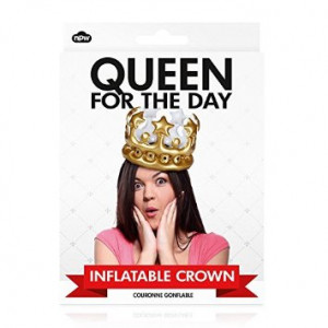 Inflatable Crown - Queen for the Day