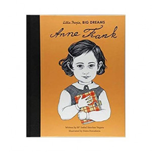 Book Little People, Big Dreams - Anne Frank