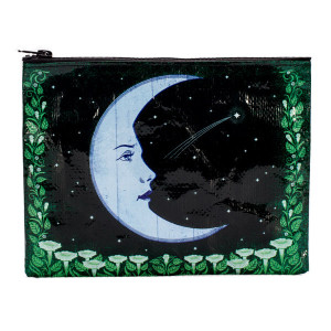 Zipper Pouch - Moon