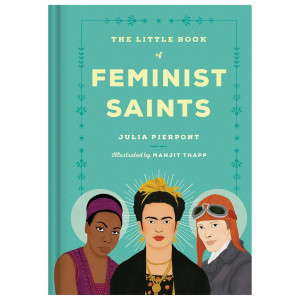 Boek - The Little Book of Feminist Saints
