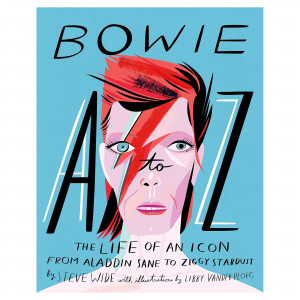 Book - David Bowie A-Z