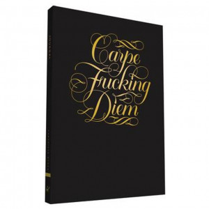 Notebook - Carpe Fucking Diem