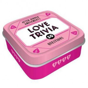 After Dinner Game - Love Trivia