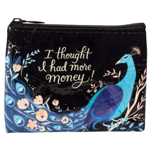 Coin Purse - I Thought I Had More Money