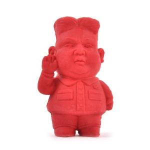 Eraser - Red Dictator Kim