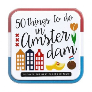 50 Things To Do In Amsterdam