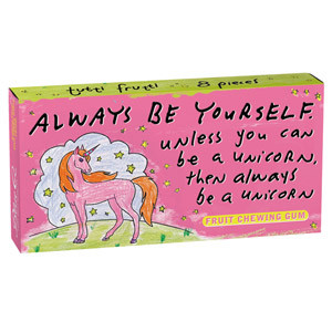 Gum - Always Be An Unicorn