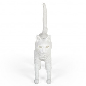 Lamp -White Cat Felix