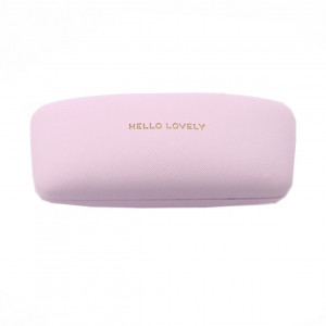 Glasses Case - Hello Lovely (Lilac)
