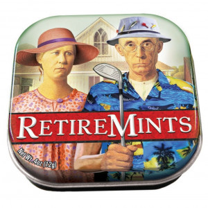 Candy - Retirements Mints