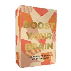 Cards - Boost Your Brain