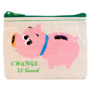 Coin Purse - Change is good 2