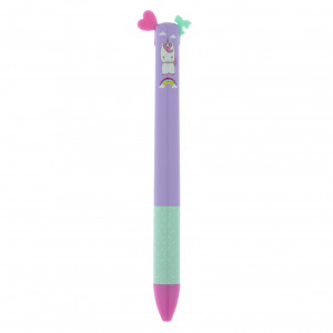 Two Color Pen Dream Big Unicorn