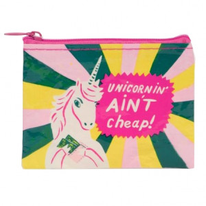 Coin Purse - Unicornin' Ain't Cheap