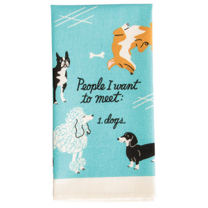 Dish Towel - People To Meet
