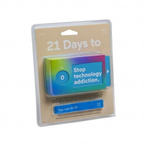 21 Days Challenge - Stop Technologie Verslaving