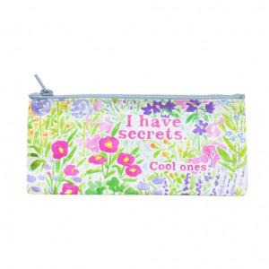 Pencil Case - I Have Secrets