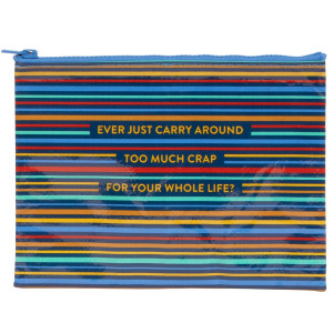 Zipper Pouch - Beards