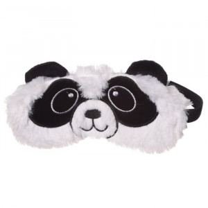 Eye Mask - Plush Pandarama