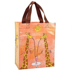 Handy Tote - Giraffes Are Good People