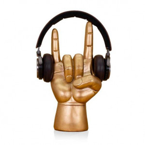 Headphone Display - Rock On