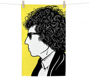 Tea Towel - Mick Jagger