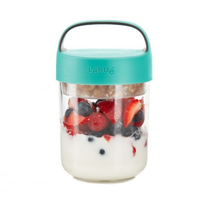 Jar To Go - 400ml Turquoise