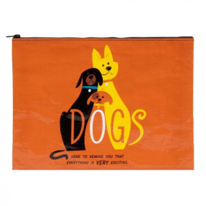 Jumbo Pouch - Dogs