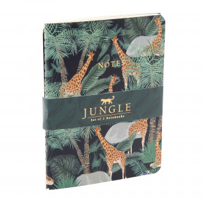 Jungle Notes Set of 2 - Giraffe