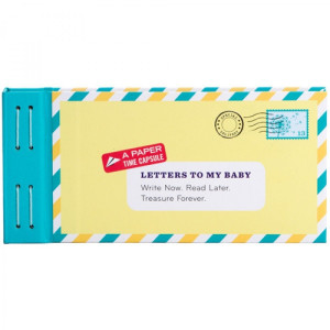 Memorybook - Letters To My Baby