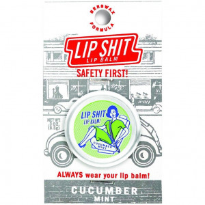 Lip Shit - Cucumber Mint