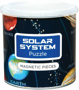 Magnetic Puzzle - Solar System
