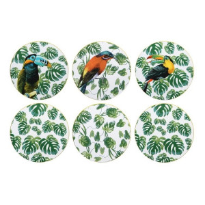 Coasters - Jungle (Set of 6)