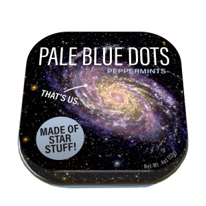 Mints - Pale Blue Dots