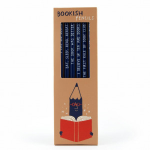 Pencil Set - Bookish