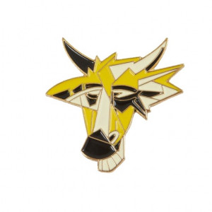 Pin - Larionov Bull's Head