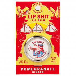 Lip Shit - Pomegrate Ginger